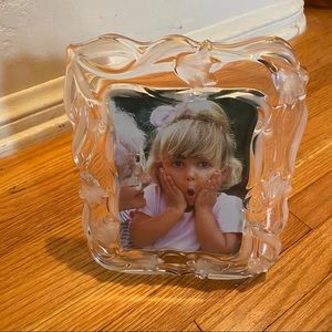 Other - 🎉HP🎉 Brand New Crystal Picture Frame